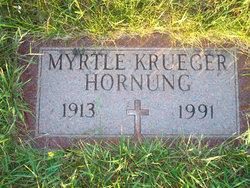 Myrtle Enda Sophia <i>Trittin</i> Hornung
