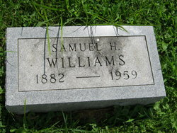 Samuel H Williams