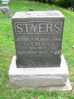 Joshua Martin Styers