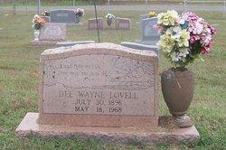 Dee Wayne Lovell