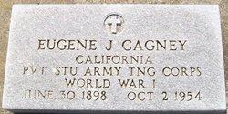 Eugene J Cagney
