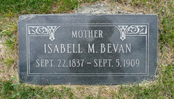 Isabell <i>McPherson</i> Bevan