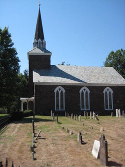 Old Paramus Reformed Church Cemetery