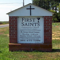 First Saints Community Church Cemetery