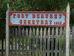 Fort Derussy Cemetery