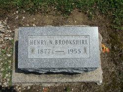 Henry Nixon Brookshire