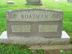 Berniece M Boatman