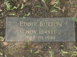 Edmond R. Eddie Burton