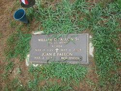 Joan <i>North</i> Fallon