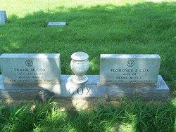Florence E. <i>Holmes</i> Cox
