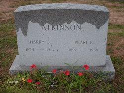 Pearl Ethel <i>Kirk</i> Atkinson