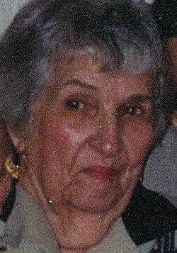 Thelma Faye <i>Thompson Mize</i> Richardson