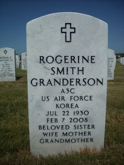 Rogerine <i>Smith</i> Granderson