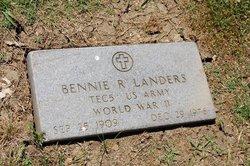 Bennie Ray Landers