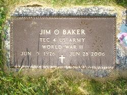 Jim Oren Baker