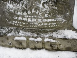 Mary E <i>Sealock</i> Long