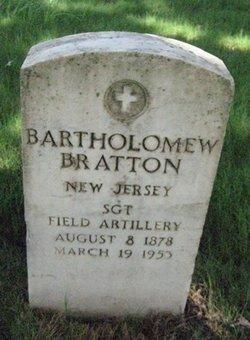 Bartholomew Bratton