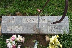 Charles Edgar Charlie Arnold, Sr