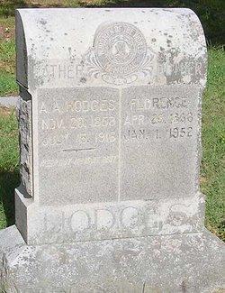 Albert Alonzo Tobe Hodges