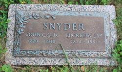 John C C Snyder, Jr