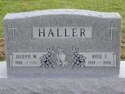 Joseph William Haller