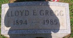 Lloyd E. Gregg