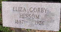 Eliza <i>Gorby</i> Hissom