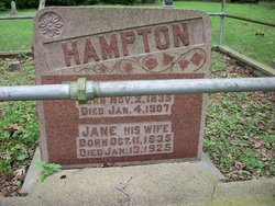 Rev Joseph A Hampton