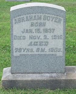 Abraham Boyer