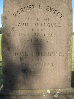 Harriet E <i>Sweet</i> Hillhouse