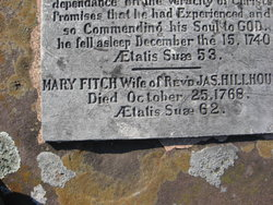 Mary <i>Fitch</i> Hillhouse