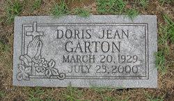 Doris Jean <i>Strole</i> Garton
