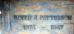 Edith Jessie <i>Shipman</i> Patterson