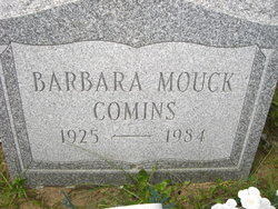 Barbara <i>Mouck</i> Comins