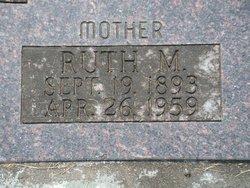 Ruth M. Elder