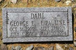 E. Pauline Dahl