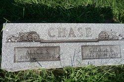 Alice <i>Suggitt</i> Chase