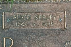 Alice Helen <i>Seeley</i> Fisher