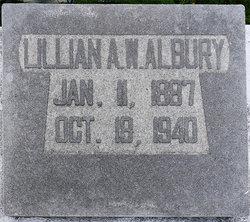 Lillian Ann <i>Watson</i> Albury