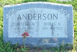 Chester A Anderson