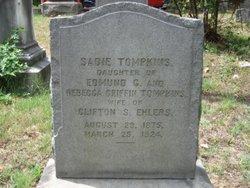 Sadie <i>Tompkins</i> Ehlers