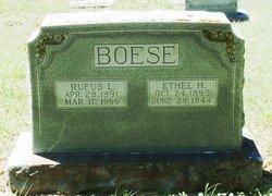 Rufus Lewis Boese
