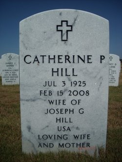 Catherine P Hill