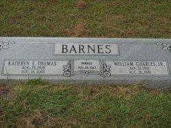 Kathryn E <i>Thomas</i> Barnes