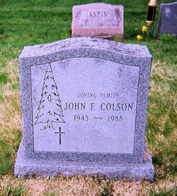 John F Colson