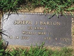 Joseph J Barton