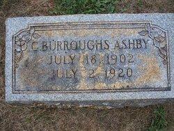 C. Burroughs Ashby