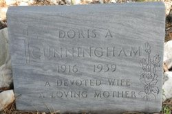 Doris Awanda <i>Hofmeister</i> Cunningham