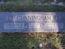 Irene <i>Cannon</i> Cunningham