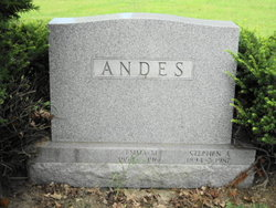 Stephen A. Andes